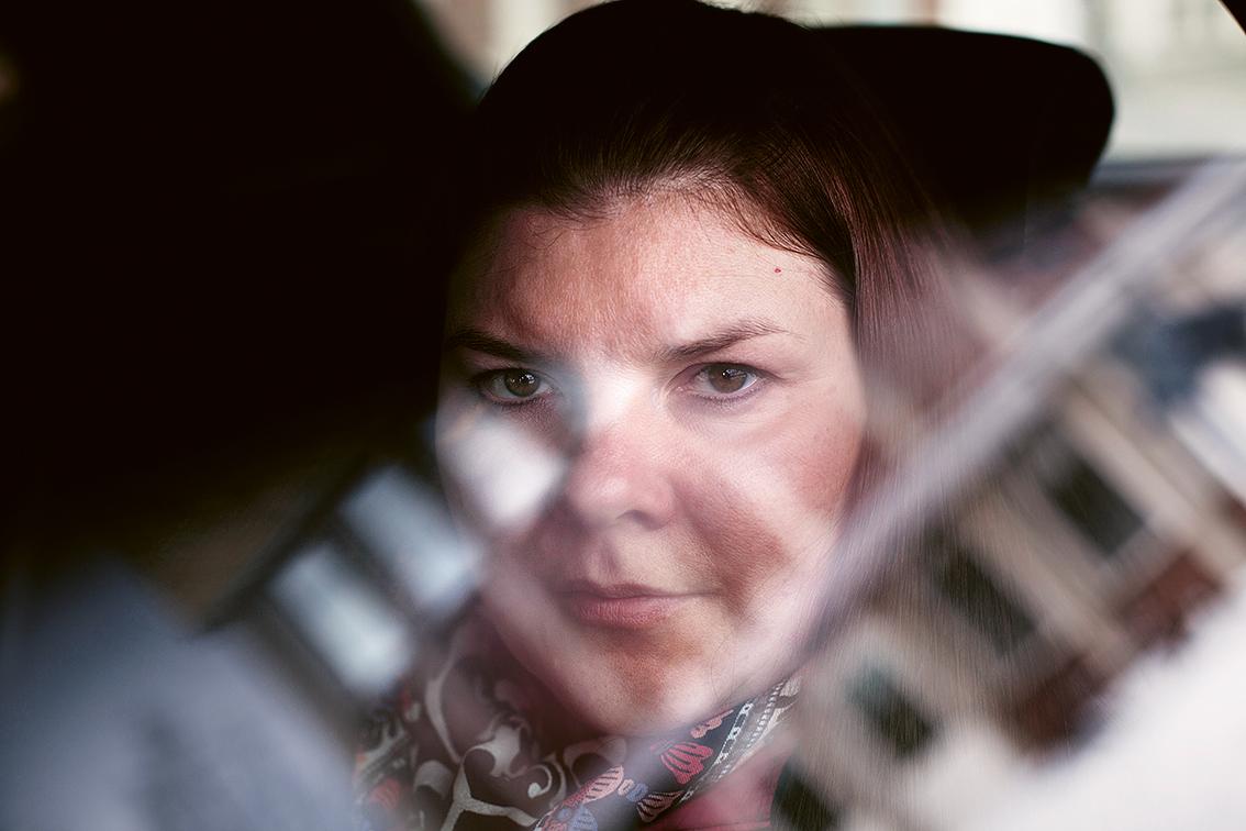 Maria Eliasson. Bild: Sofia Runarsdotter