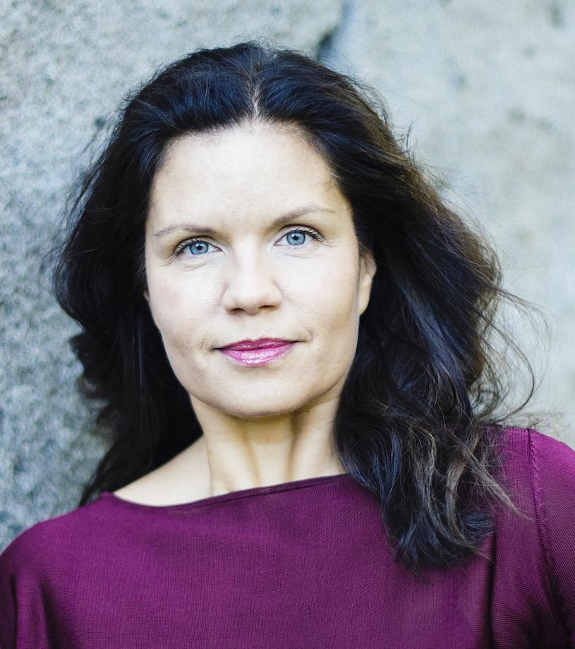 Porträtt av Louise Lindfors, Foto: Linda Svensson