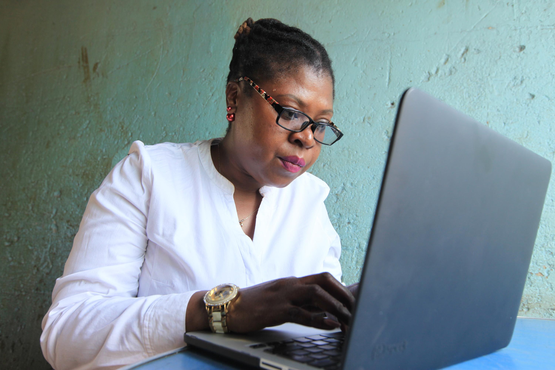 Thelma Chikwanha Foto: Karin Elfving