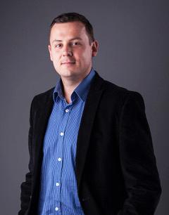 Thomas Crouzier, ingenjör vid Kungliga tekniska högskolan, KTH