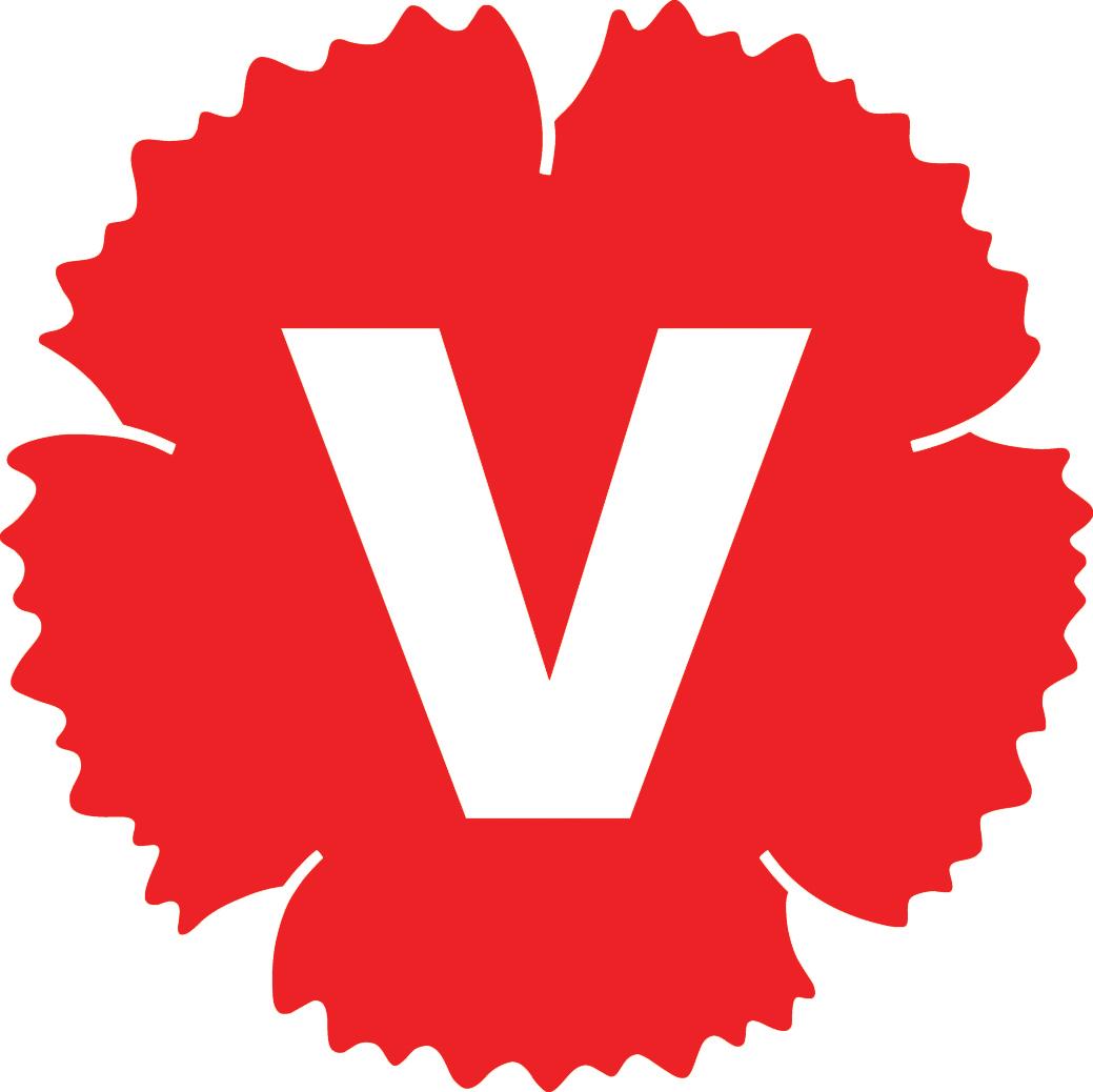 Vänsterpartiet-logo