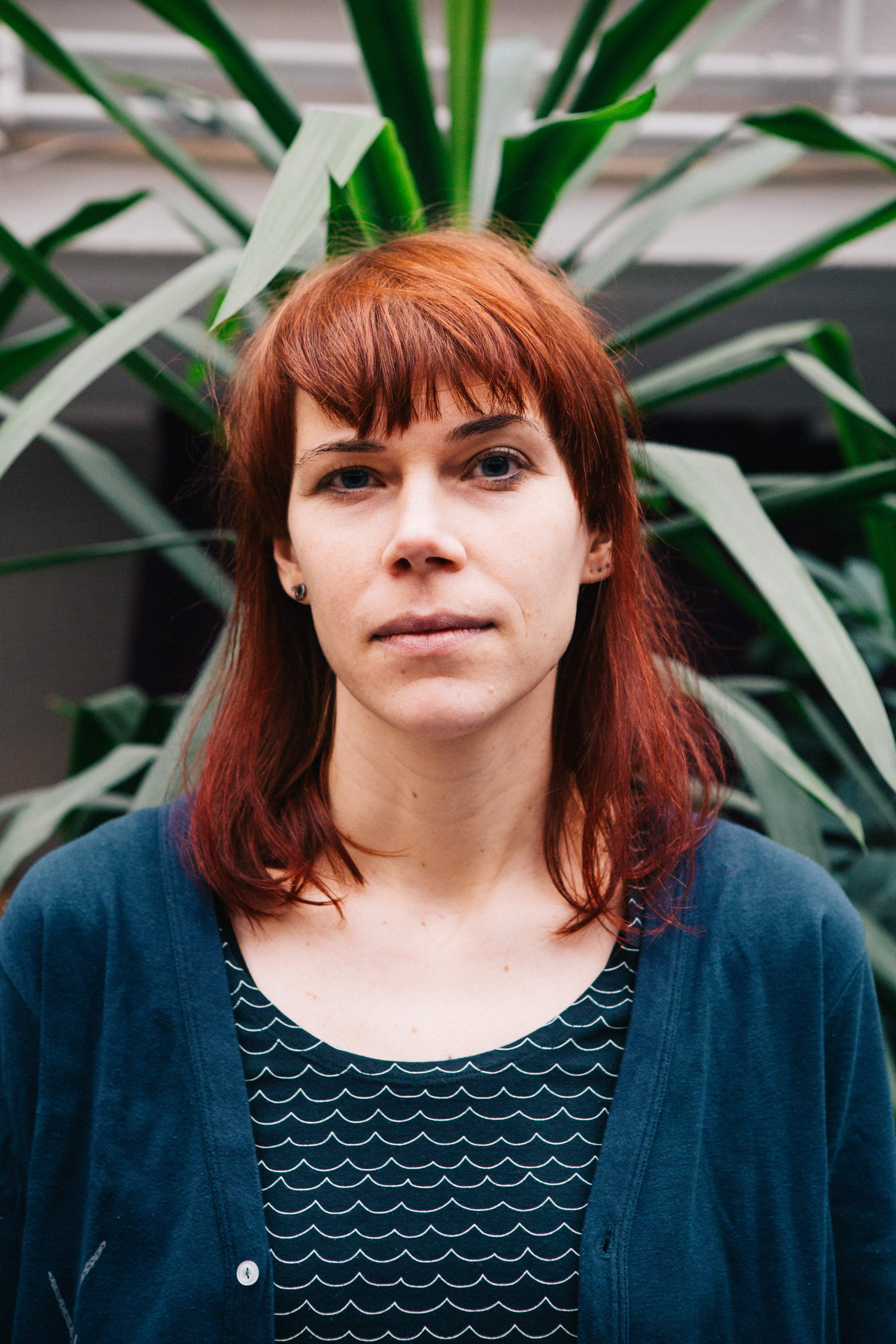 Vierge Hård. Foto: Anna Åberg