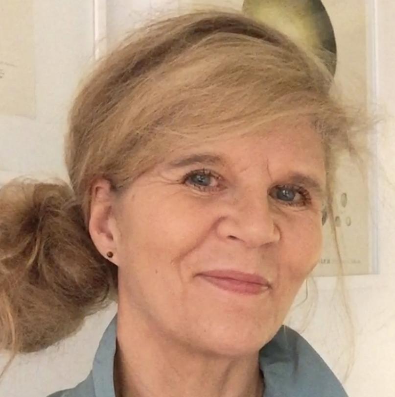 Porträtt Pernille Tofte