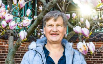Bild på TinaHåkan som genomgått hormonbehandling.